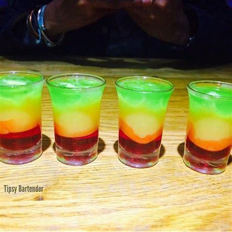 layered rainbow shots 122 best images about badass drinks shots on pinterest