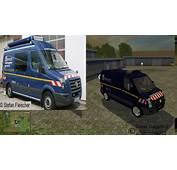 LS 15 VW Crafter Service V 10 Sonstige Fahrzeuge Mod F&252r
