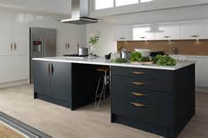 Wren Kitchen Cabinets by 50 Shades Of Grey Sultry Kitchen Design Wren Kitchens Blog