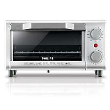 Oven Toaster Philips hd4494 10 philips toaster oven hd4494 700 750 w philips support