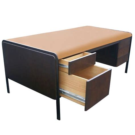 norman bates mid century modern desk and credenza set ebay