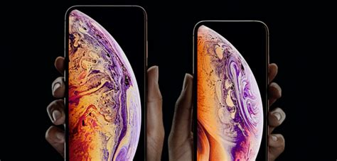 iphone xs and iphone xs max five things you need to