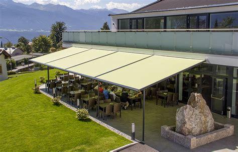 shade company restaurant awnings motorized retractable denver shade