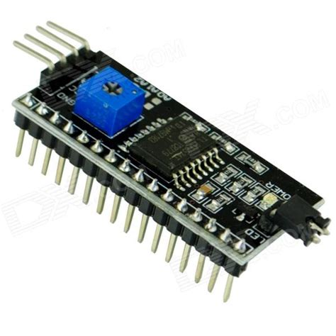 I2c Lcd Back Pack For Arduino i2c lcd back pack iic i2c serial interface for lcd 1602