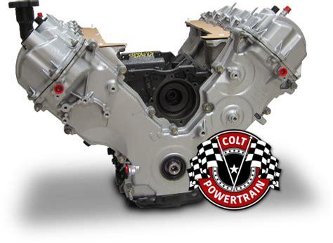 ford 5 4 rebuilt engine remanufactured ford 5 4l 3v engine colt powertrain