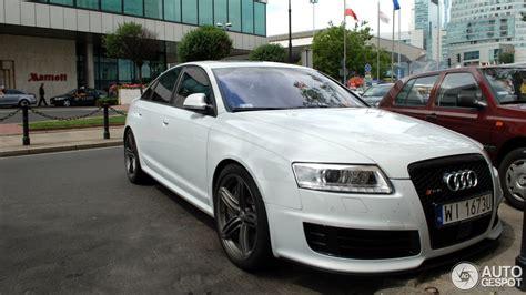 Audi Rs6 R Mtm by Audi Mtm Rs6 R Sedan C6 19 July 2013 Autogespot