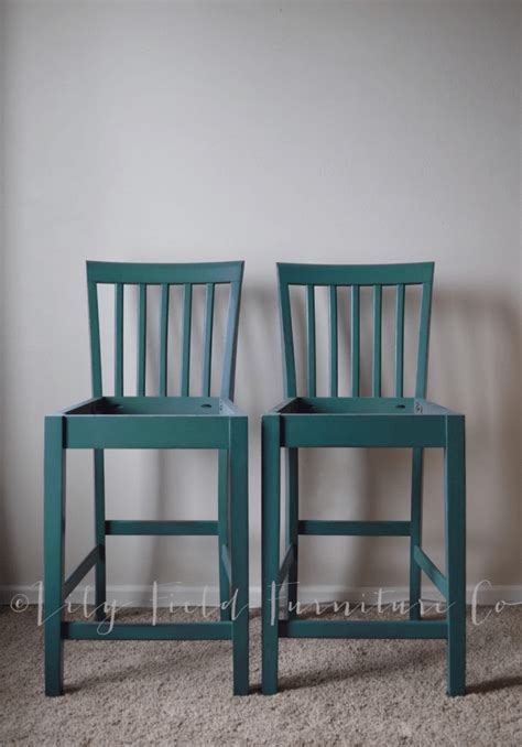 Country Chic Bar Stools by Jitterbug Bar Stools Guest Post Country Chic Paint