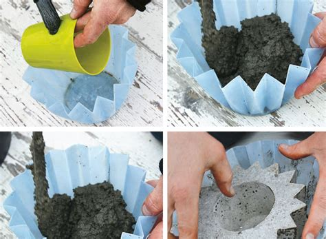 Diy Concrete Planter Mold diy concrete planter project outdoortheme
