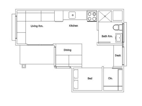 free floor plan layout simple floor plan software free free basic floor plans