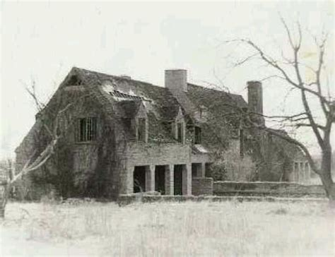 The Old Mansion Where They Used To Have Haunted Houses In Tulsa Tulsa Oklahoma