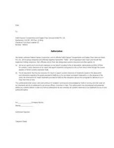 Agent Authorization Letter Sample Gsa authorization to act as agent download pdf