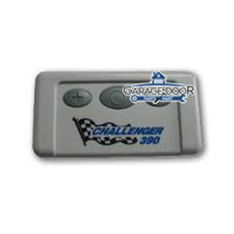 Challenger Garage Door Opener Parts Challenger Ch 310 Garage Door Opener Remotetransmitter Garage Door Parts Mart