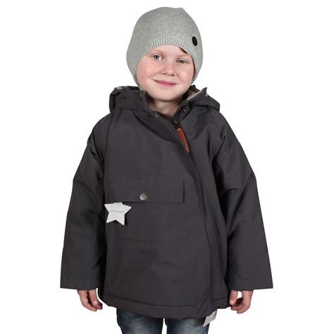 mini a ture jacke wang mini a ture wang children s winter jacket fleece inside