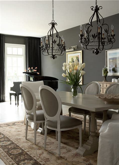 Dining Room Decorating Ideas Grey Interior Paint Color Color Palette Ideas Home Bunch
