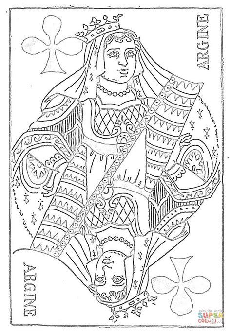 printable tarot cards to color argine clubs tarot card coloring page free printable