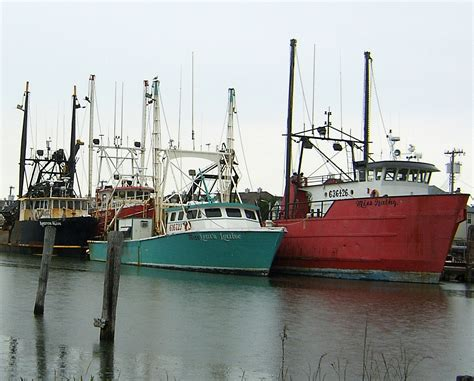 fishing boat nj new jersey commercial fishing boats