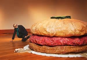 Phillips Upholstery It S A Whopper All Right Floor Burger Returns To The Ago