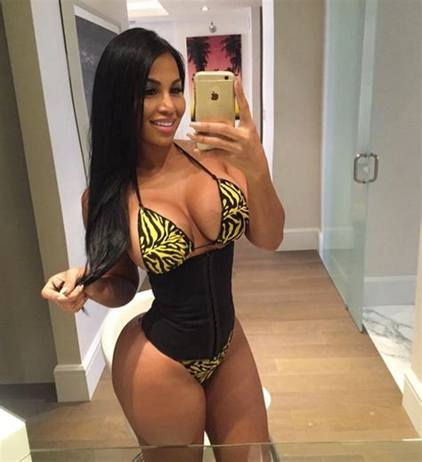 dolly castro big booty nicaraguan fitness model kim kardashian lookalike dolly castro ditches law training