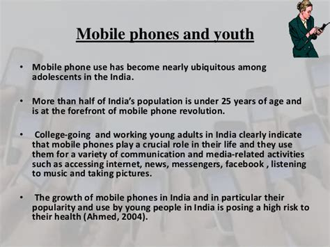cell phone research paper mobile phone research paper