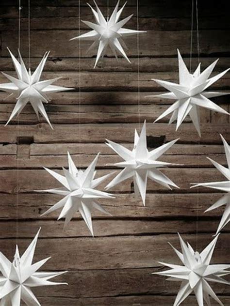 Weihnachtssterne Aus Papier Basteln by 1001 Ideen F 252 R Weihnachtssterne Basteln Freshideen