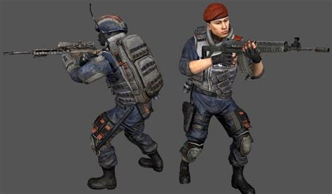 Kaos Call Of Duty Call Of Duty 56 homefront kpa counter strike source gt skins