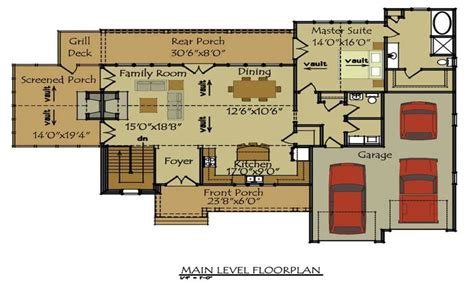 cottage house floor plans stone cottage house floor plans english cottage house