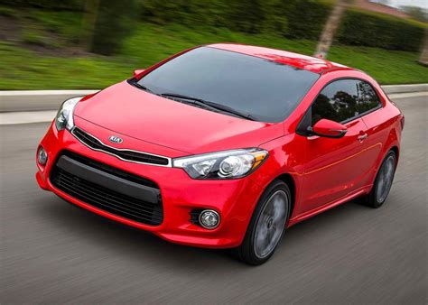 2014 kia forte koup review specs pictures mpg price