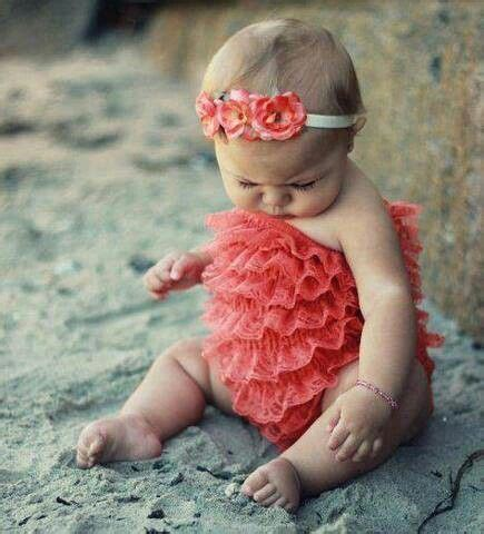 coral baby dress gourgeous coral baby dress baby baby