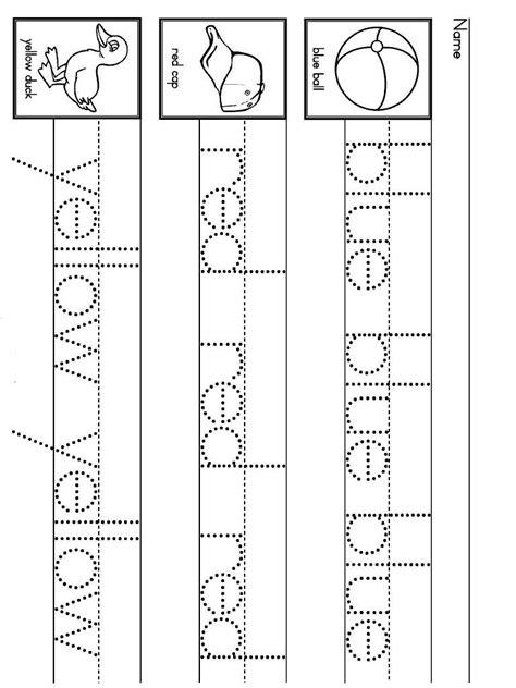 color words worksheet 15 best images of word brown tracing preschool worksheets