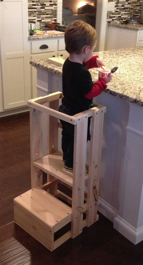 3 Step Stool For Toddlers by Child Kitchen Helper Step Stool Toddler Stool Tot Tower