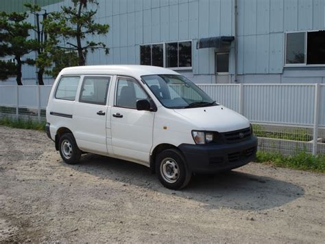 Toyota Townace 4wd Toyota Townace 2 2 Diesel 4wd 1999 Used For Sale