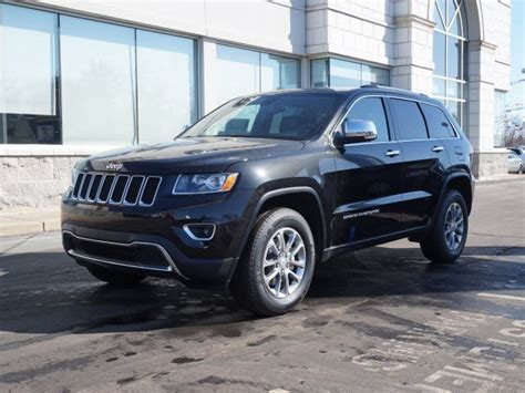 cueter chrysler jeep new jeep grand limited
