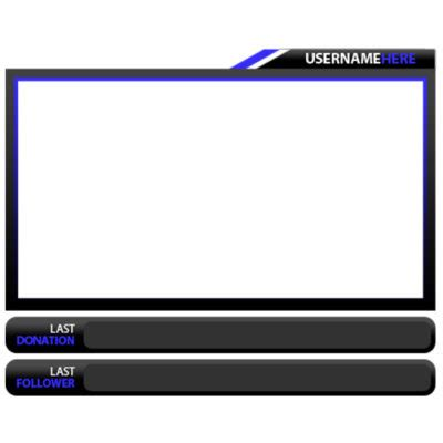 webcam overlays | your #1 source for twitch overlays' on