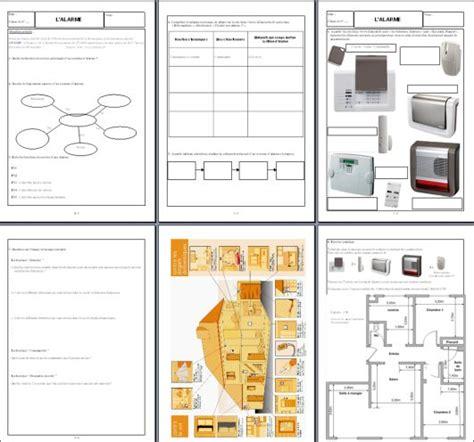 exercices diagramme pieuvre pdf la technologie au coll 232 ge 4 232 me l alarme