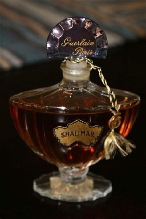 Parfum Friends vintage guerlain shalimar parfum my bottle was given to me by my s best friend when