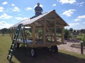 Portable Chicken Coop » Modern Home Design