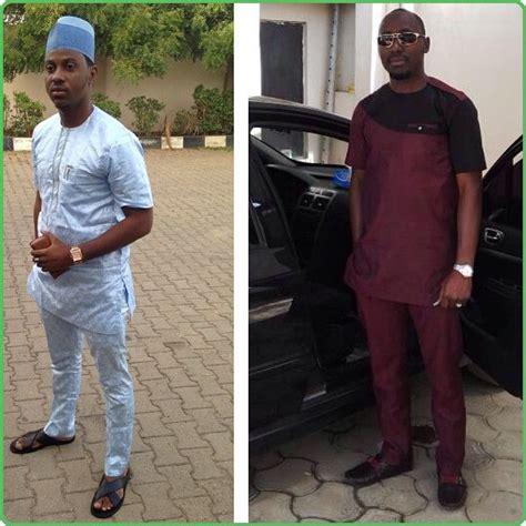 man style of aso ebi top ten simple and creative aso ebi styles for men