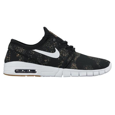 Nike Airmax Janoski Premium sneakers nike sb stefan janoski max premium black white olive snowboard zezula