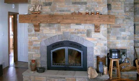 Rustic Kitchen Backsplash Tile by Fireplace Surround Hearth Royal Homes