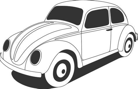 volkswagen beetle clipart free vector graphic volkswagen beetle car vw free