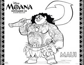 Printables disney s moana coloring sheets amcordesign us