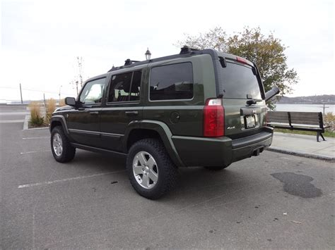 Jeep Commander 4 Inch Lift Kit Another Fdufour226 2007 Jeep Commander Post Photo 18727120