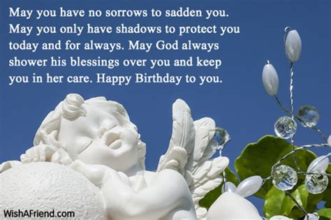God Shower His Blessings by Christian Birthday Greetings