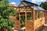 serre gabriel serres de jardin en bois gabriel ash jardins animes