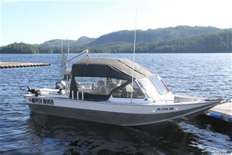 north river boats seats rental boat upgrades thorne bay prince of wales