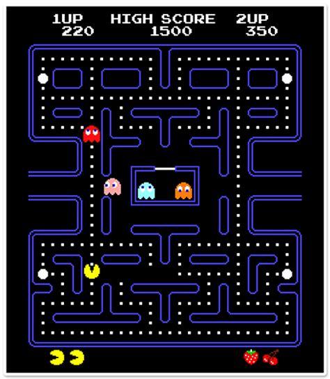 vinilos arcade compra pegatinas del famoso juego pac man en teleadhesivo