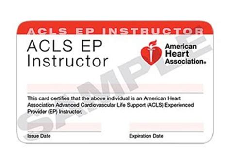 ahainstructornetwork pdf card template 90 1811 acls ep instr 3 card