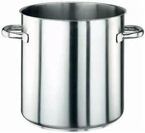 stainless steel stock pot large 158 1 2 quart stainless steel stock pot by paderno