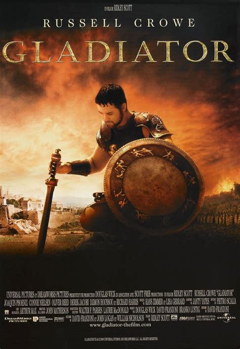 film gladiator which was released in 2000 opinions on gladiator 2000 film