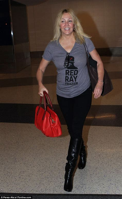 locklear in los angeles after saying